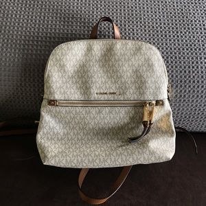 Michael Kors Purse Backpack